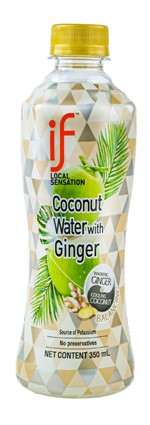 Coconut Water With Ginger