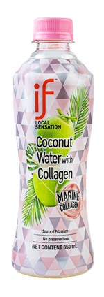 Coconut Water With Collagen