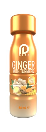 Deep Ginger with Turmeric