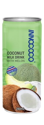Innococo Coconut Milk Melon (Can)