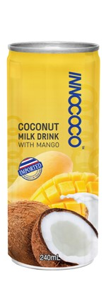 Innococo Coconut Milk Mango (Can)