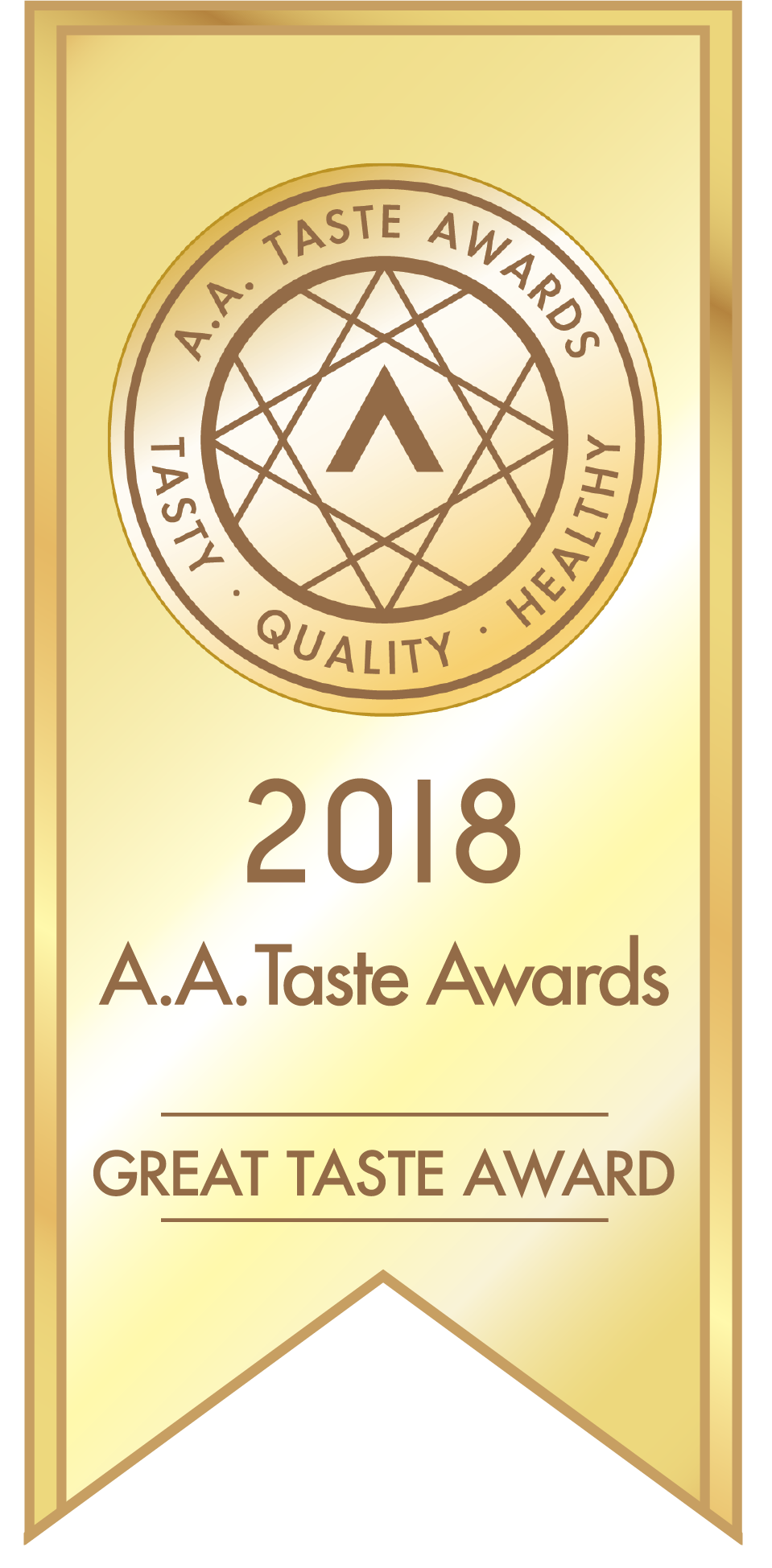 2018 Awarding CI - Great Taste Award.png